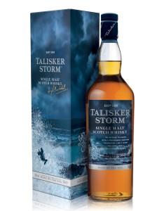 Talisker Storm bottle&carton