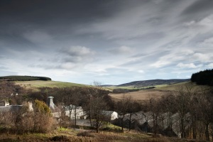Mortlach Distillery, Dufftown, Scotland